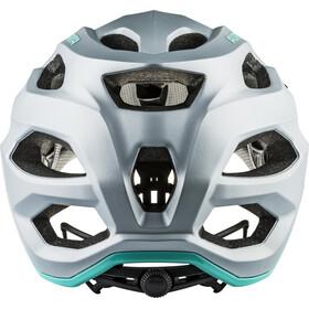 Alpina Carapax 2.0 Helmet steelgrey-smaragd